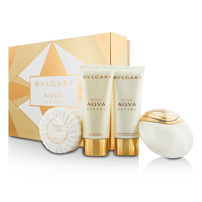 15cf39f3cb23 Bvlgari Aqva Divina Coffret  EDT Spray 65ml 2.2oz + Body Lotion 100ml .  Loading zoom