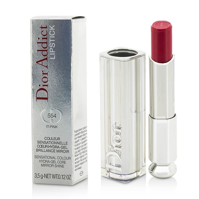 Dior Addict Hydra Gel Core Mirror Shine Lipstick - #554 It ...