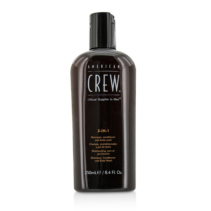 American crew new zealand men classic 3 in 1 shampoo for American classic 3