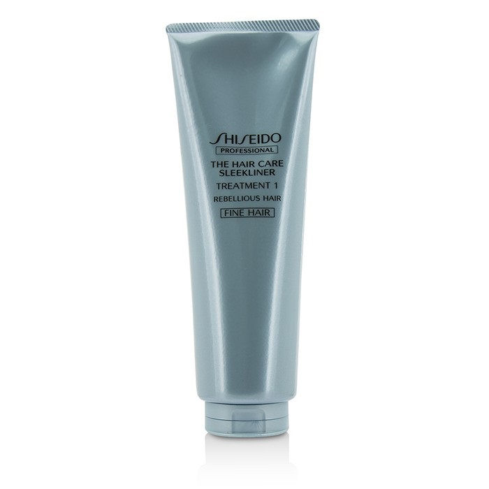 Shiseido The Hair Care Sleekliner Treatment 1 (Fine, Rebellious Hair) 250ml Mens