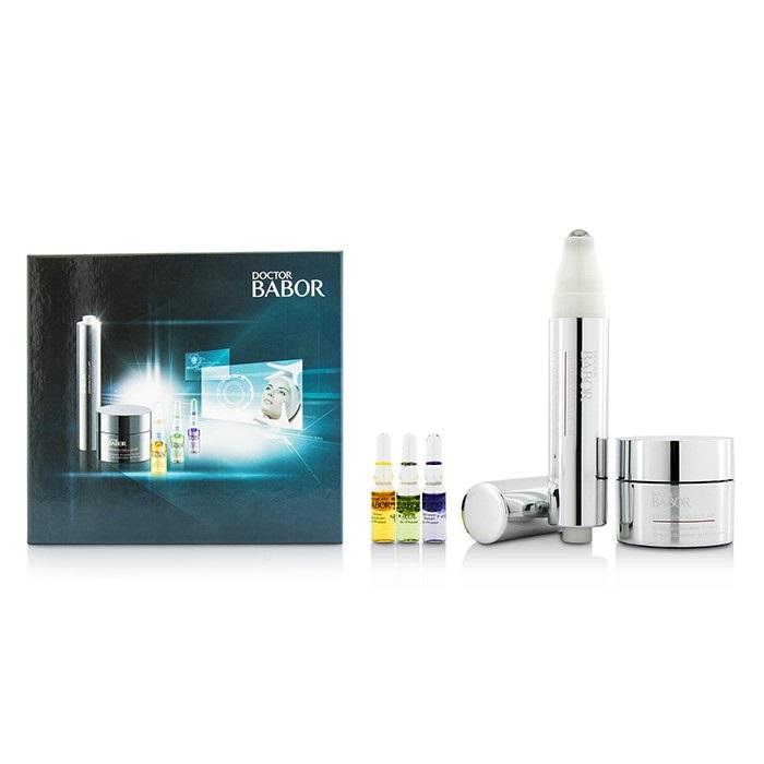 babor doctor babor set cream 30ml eye cream 15ml glow. Black Bedroom Furniture Sets. Home Design Ideas