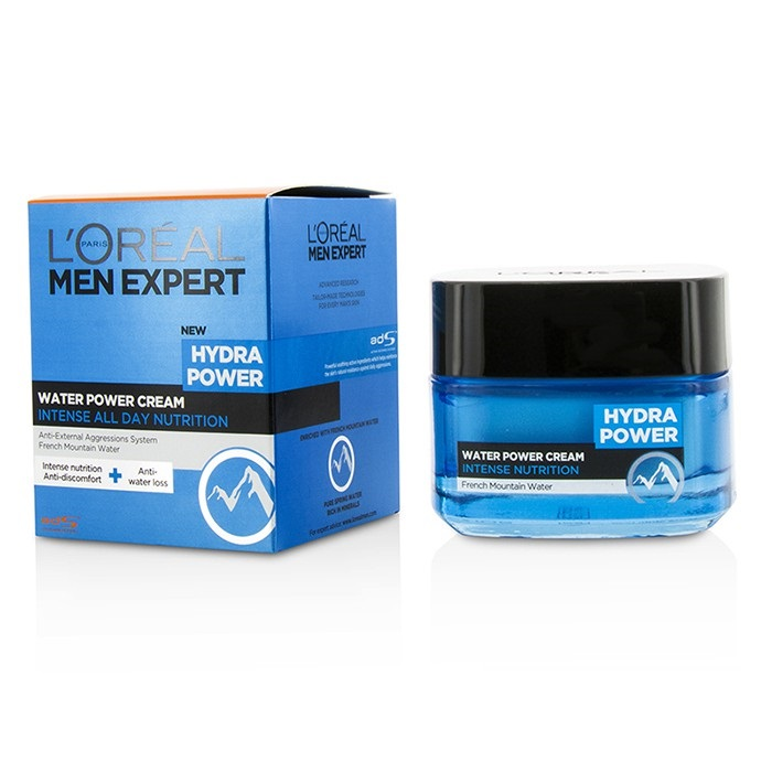 Men Expert Hydra Power Water Power Cream L Oreal F Amp C