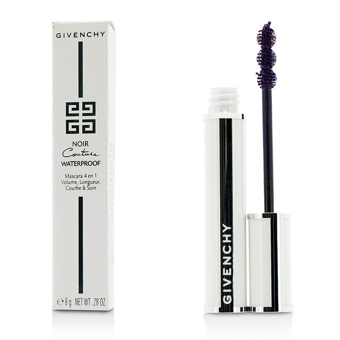 521c495cf88 Givenchy Noir Couture Waterproof 4 In 1 Mascara - # 2 Purple Velvet (Box  Slightly. Loading zoom