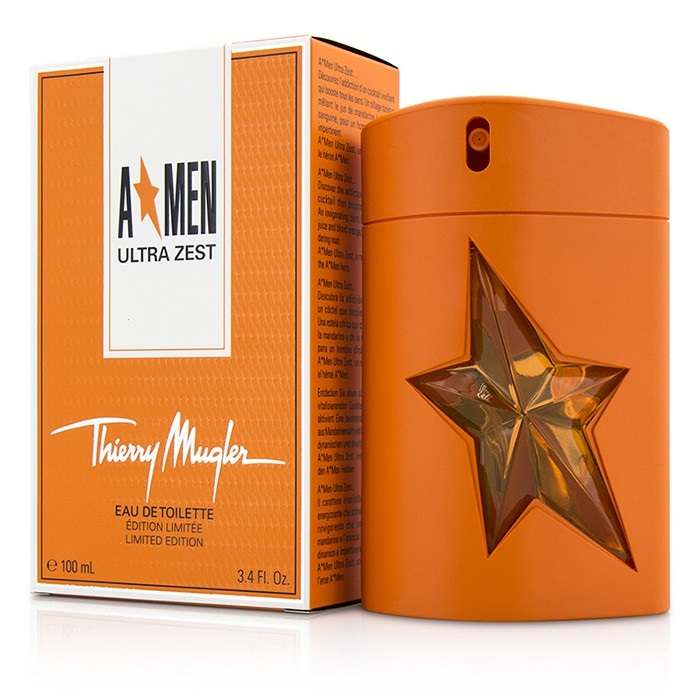 thierry mugler a men ultra zest edt spray limited edition fresh. Black Bedroom Furniture Sets. Home Design Ideas