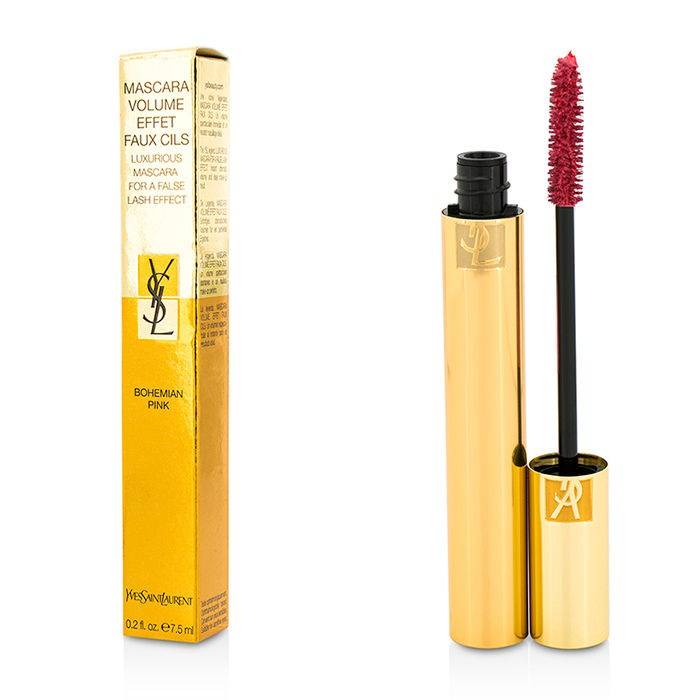 yves saint laurent mascara volume effet faux cils luxurious mascara bohemian pink fresh. Black Bedroom Furniture Sets. Home Design Ideas