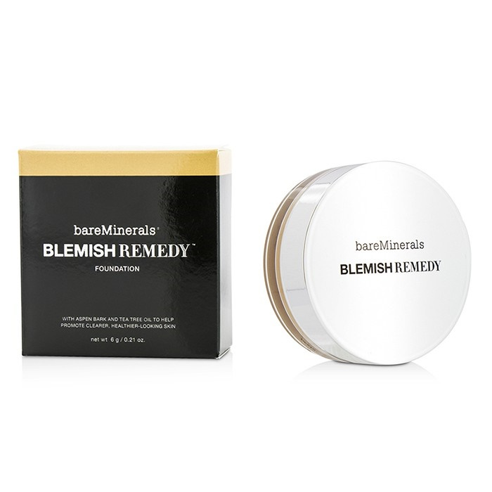 Bareminerals Bareminerals Blemish Remedy Foundation 05 Clearly Silk Makeup