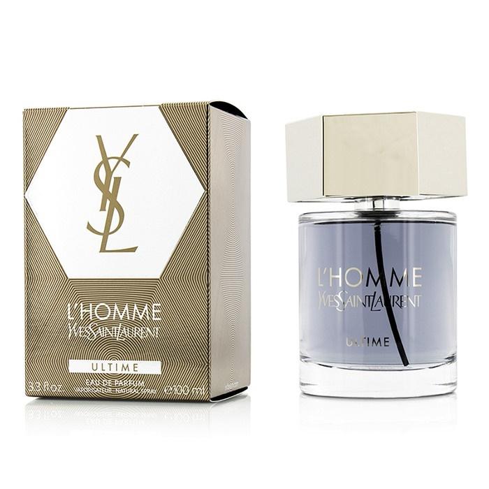 2cac4fe532ed Details about Yves Saint Laurent L Homme Ultime EDP Spray 100ml Men s  Perfume
