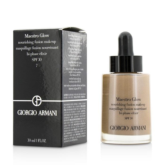 Giorgio Armani Maestro Glow Nourishing Fusion Makeup SPF