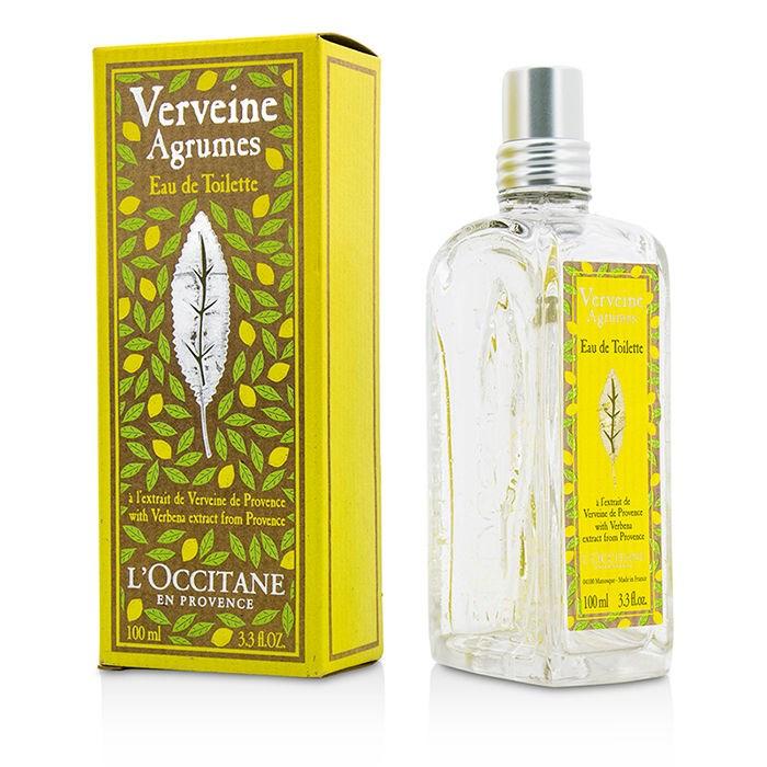 Loccitane New Zealand Verveine Agrumes Edt Spray By Loccitane