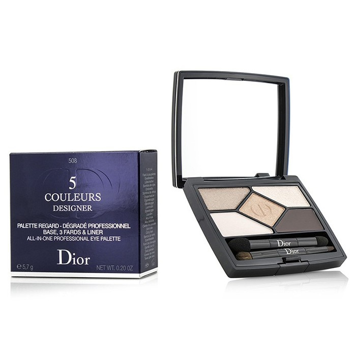 Five No Fail Palettes For: Christian Dior 5 Color Designer All In One Professional