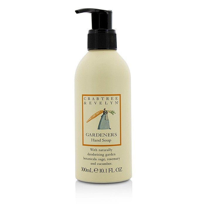 Crabtree Evelyn New Zealand Gardeners Hand Soap By Crabtree Evelyn Fresh