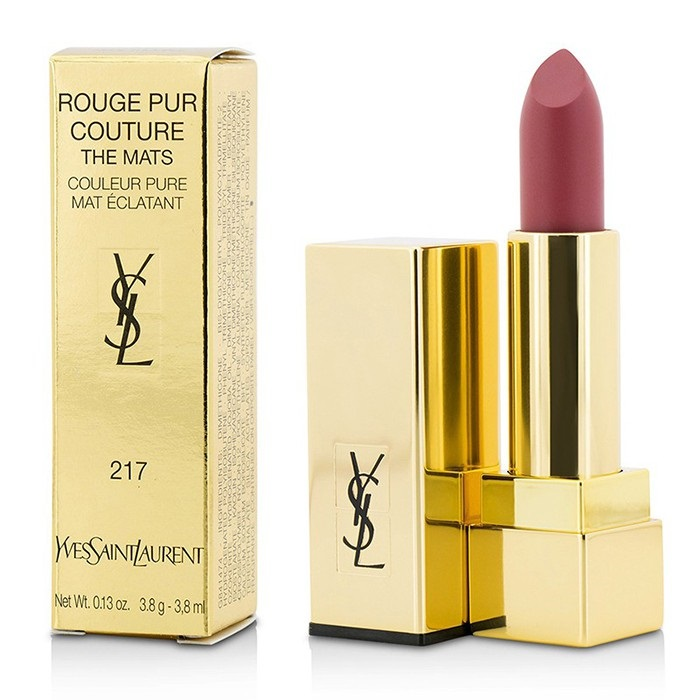 Yves Saint Laurent Rouge Pur Couture The Mats 217 Nude