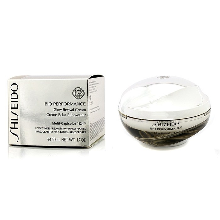 shiseido bio performance glow revival cream fresh. Black Bedroom Furniture Sets. Home Design Ideas