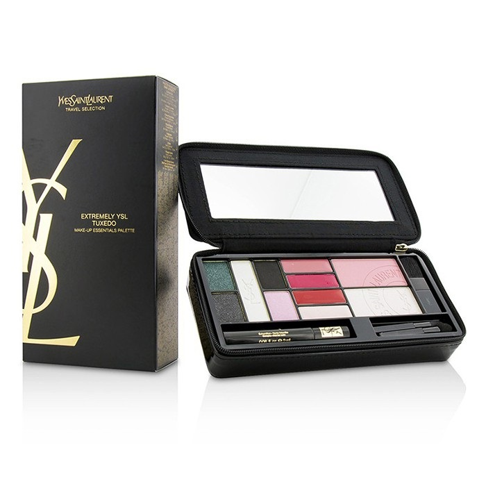 d94f5ad1caa Yves Saint Laurent Extremely YSL Tuxedo Makeup Essentials Palette (5x  Powder Eye Shadow