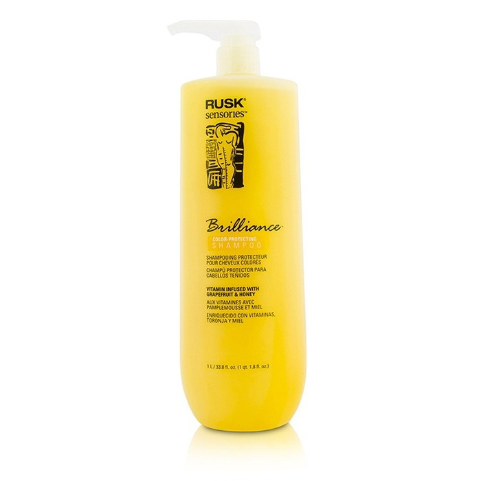 Sensories Brilliance Grapefruit Honey Color Protecting Shampoo