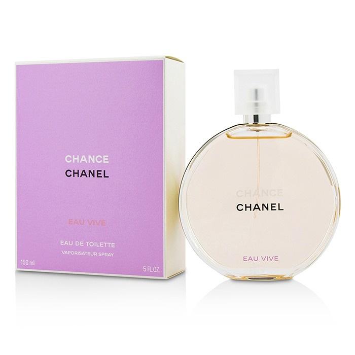 646b32bfbd6 Chanel Chance Eau Vive EDT Spray 150ml Women s Perfume 3145891265705 ...