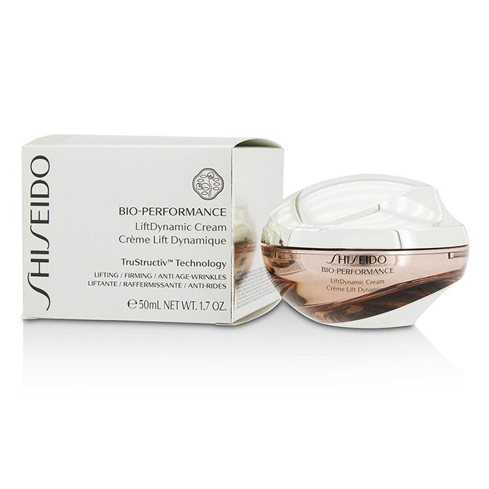 bio performance liftdynamic cream shiseido f c co usa. Black Bedroom Furniture Sets. Home Design Ideas