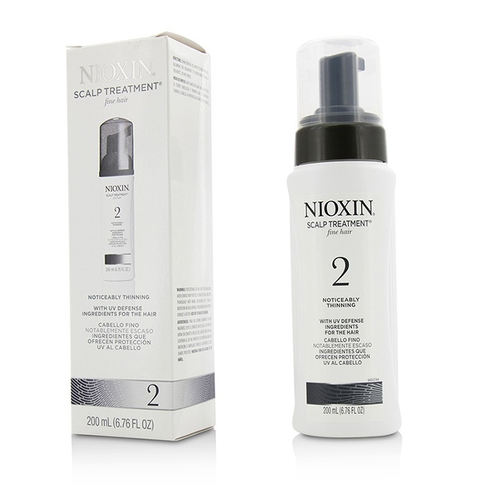 Nioxin System 2 Scalp Treatment With Uv Defense