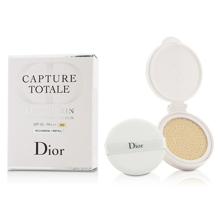 Christian Dior Capture Totale Dreamskin Perfect Skin Cushion Spf 50 Refill 010 Makeup