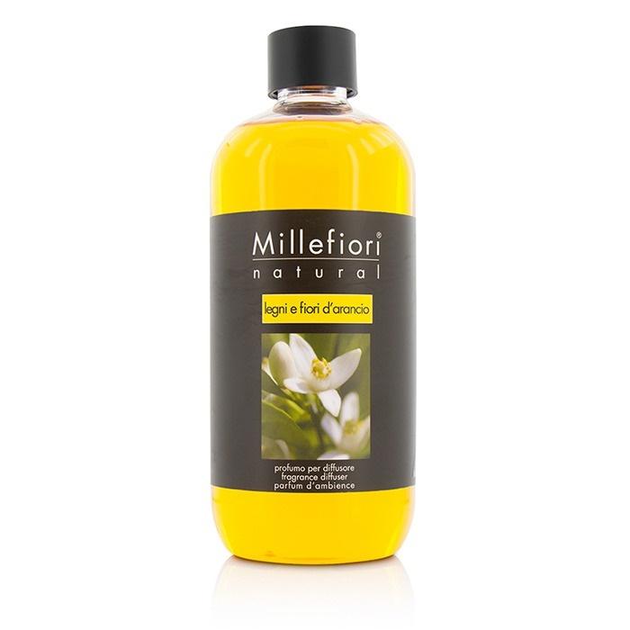 Eden Perfume Refill: Natural Fragrance Diffuser Refill - Legni E Fiori D'Arancio - Millefiori