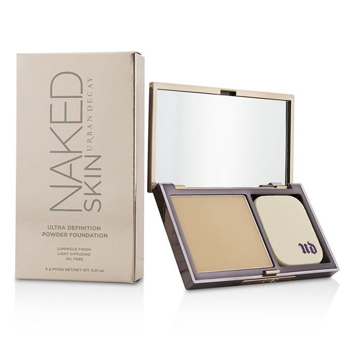 Naked Skin Ultra Definition Powder Foundation Light