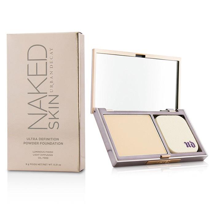 Naked Skin Ultra Definition Powder Foundation Medium