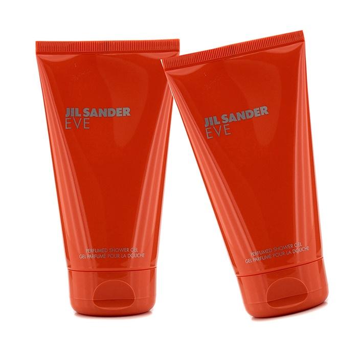 jil sander eve perfumed shower gel duo pack fresh. Black Bedroom Furniture Sets. Home Design Ideas