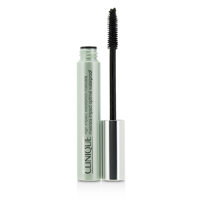 1bc6ebe2ec2 Clinique High Impact Waterproof Mascara - # 01 Black (Unboxed). Loading zoom