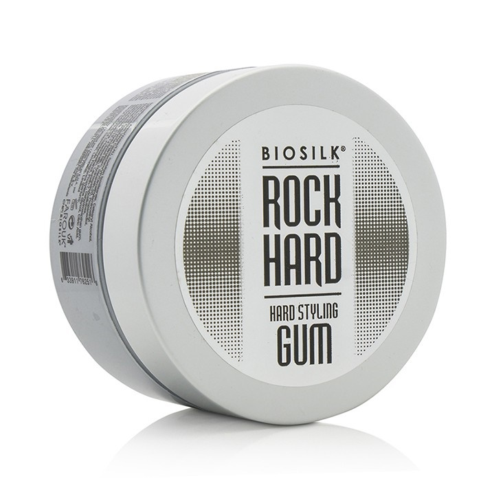 Hair Styling Gum: BioSilk Rock Hard Hard Styling Gum