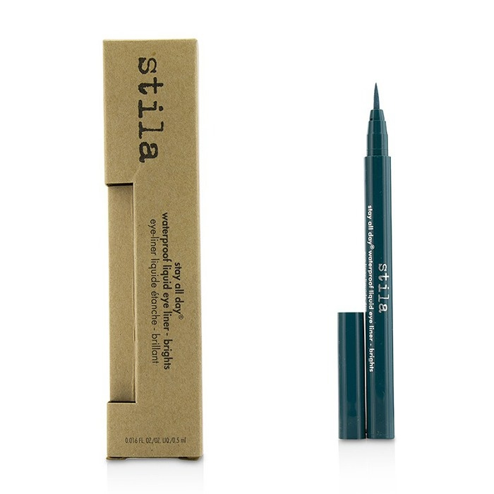 Stay All Day Waterproof Liquid Eye Liner Teal Stila Fc Co Usa