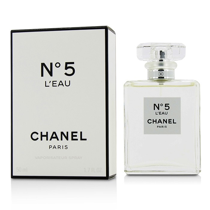 chanel no 5 l 39 eau edt spray fresh. Black Bedroom Furniture Sets. Home Design Ideas