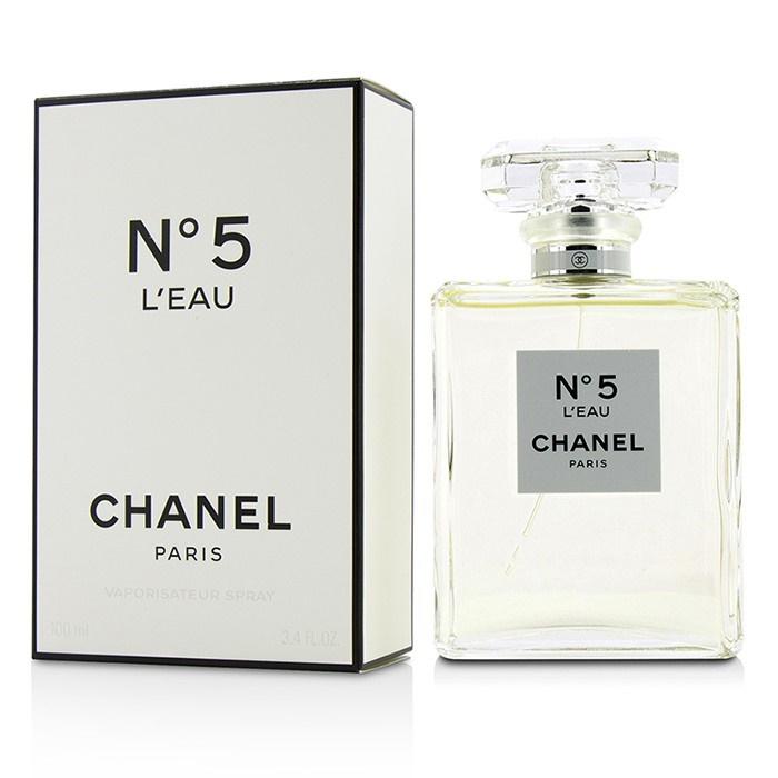 Chanel No.5 L Eau EDT Spray 100ml Women s Perfume 3145891055306  5f1a1038c4