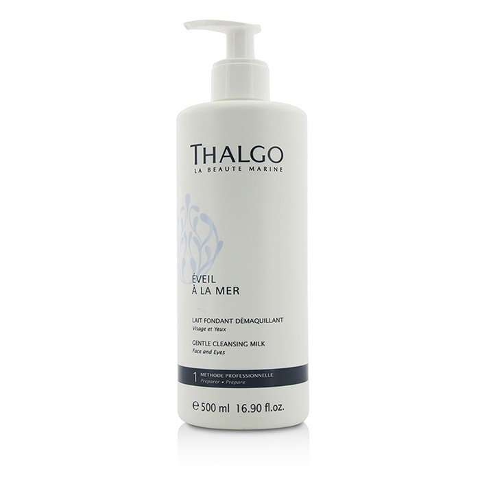 Gentle Milk - Moisturizing Cleansing Milk (Salon Size) 16.9oz SK-II Facial Lift Emulsion Face Serum, 3.3 Oz