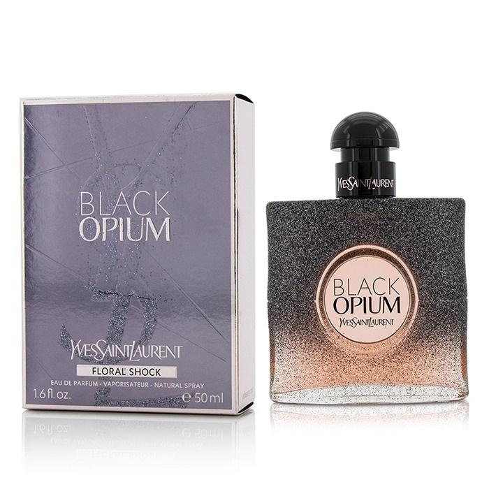 Yves Saint Laurent Black Opium Floral Shock Edp Spray 50ml Womens