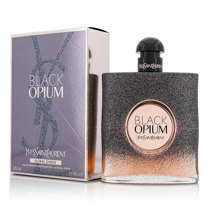 Yves Saint Laurent Black Opium Floral Shock EDP Spray 90ml Women's ...