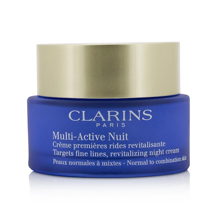 Multi-Active Night Targets Fine Lines Revitalizing Night Cream - For Normal To Combination Skin ...