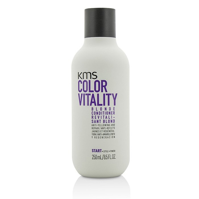 Kms California Color Vitality Blonde Conditioner Anti