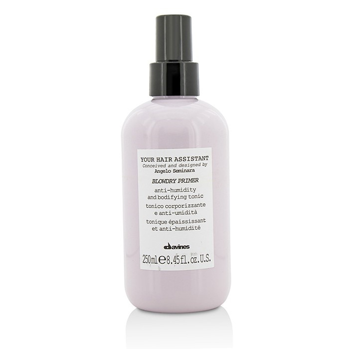 Your Hair Assistant Blowdry Primer Anti Humidity And Bodifying Tonic