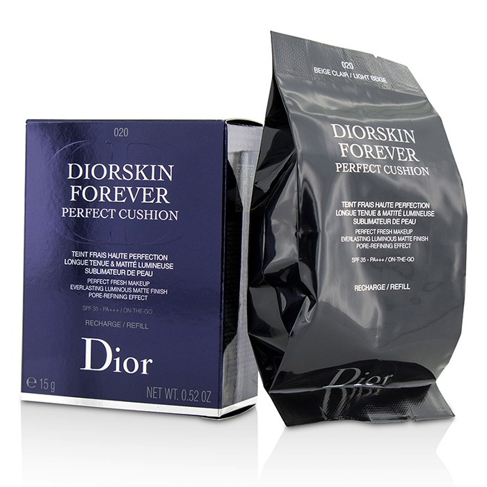 24ce9dd3 Christian Dior Diorskin Forever Perfect Cushion SPF 35 Refill - # 020 Light  Beige Makeup