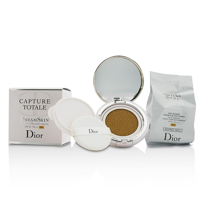 Christian Dior Capture Totale Dreamskin Perfect Skin Cushion Spf 50 With Extra Refill 025 Makeup