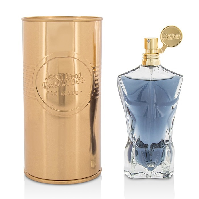 jean paul gaultier le male essence de parfum edp intense spray fresh. Black Bedroom Furniture Sets. Home Design Ideas