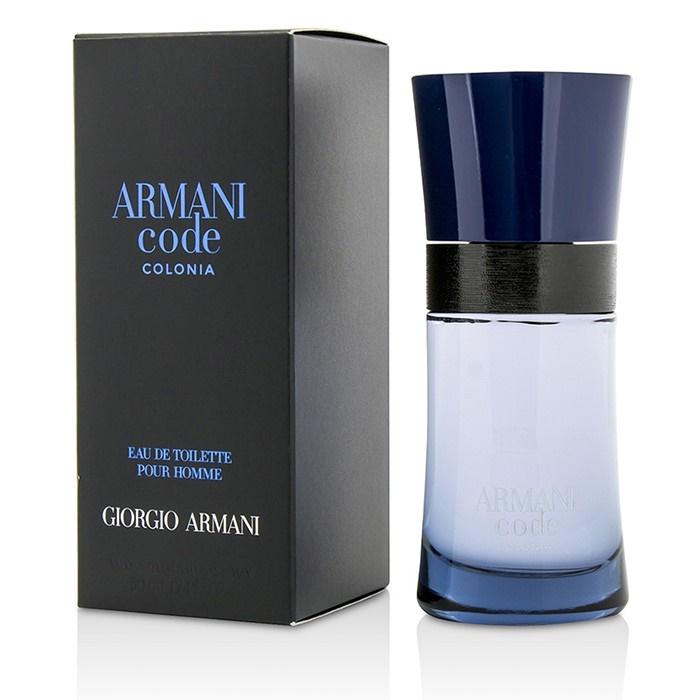 d6e78df540f Giorgio Armani Armani Code Colonia EDT Spray 50ml Men s Perfume ...