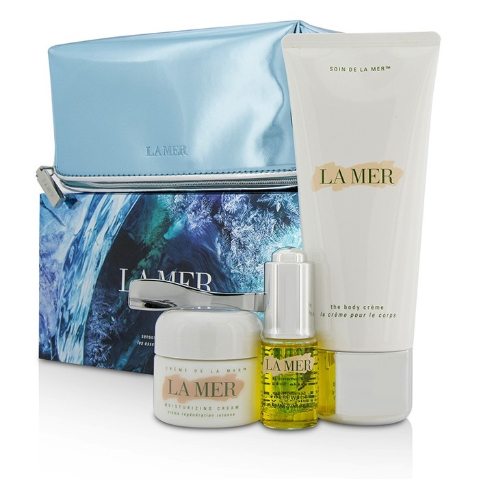 Perfect Hydration Trip Set : Cleansing Milk 30ml + Cream 50ml + Lip Balm 4g + Bag 3pcs + 1bag Babor - Phytoactive Reactivating (For Skin in need of Regenration) - 100ml/3.4oz