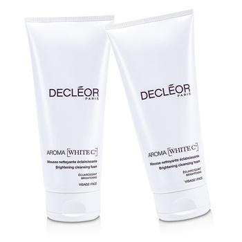 Aroma White C+ Hydra-Brightening Lotion (Salon Size) 6.7oz Eclateur Concentrate Anti-Wrinkle Serum 1fl.oz/30ml