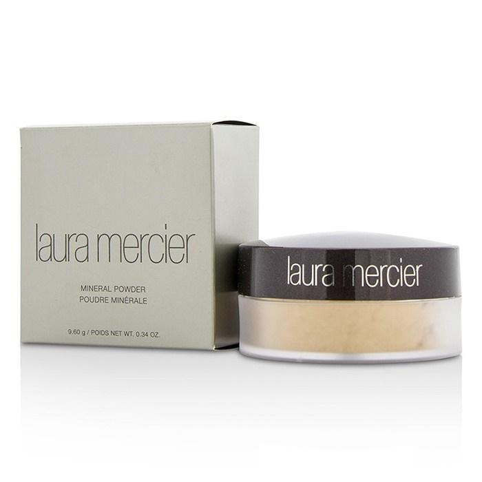 Laura Mercier Scented Candle: Laura Mercier Mineral Powder - Real Sand