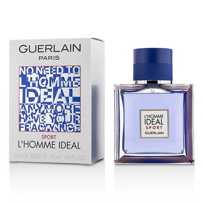 l 39 homme ideal sport edt spray by guerlain mr fresh. Black Bedroom Furniture Sets. Home Design Ideas