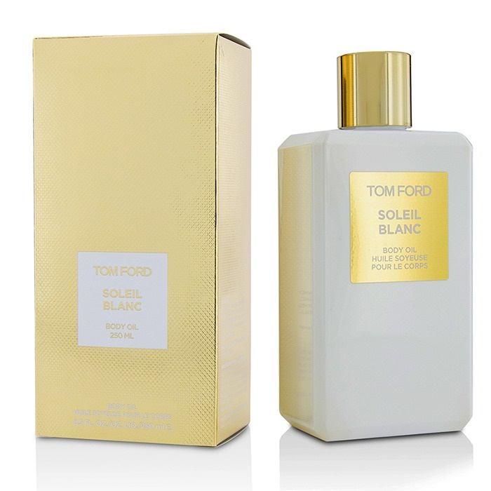 tom ford private blend soleil blanc body oil 250ml women 39 s. Black Bedroom Furniture Sets. Home Design Ideas