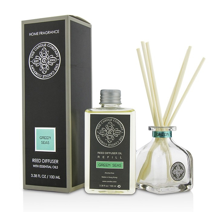 The candle company reed diffuser with essential oils for Aroma candle and scent company