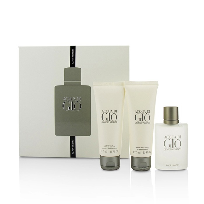 78bdf732cb57 ... After Shave Balm 75ml 2.5oz · Giorgio Armani Acqua Di Gio Coffret  EDT  Spray 50ml 1.7oz + All Over. Loading zoom