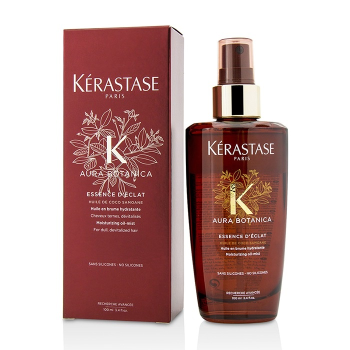 aura botanica essence d 39 eclat moisturizing oil mist for dull devitalized hair kerastase f. Black Bedroom Furniture Sets. Home Design Ideas